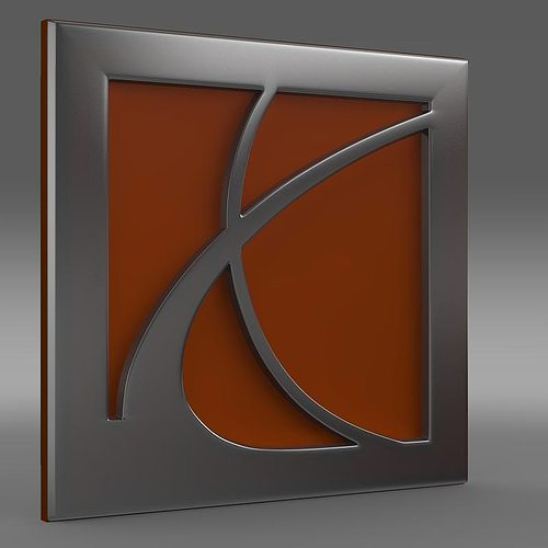 saturn logo 3d model max obj mtl 3ds fbx c4d lwo lw lws 1