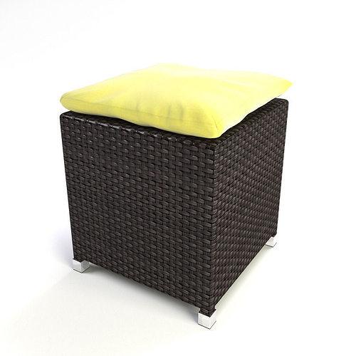 venedig garden furniture 3d