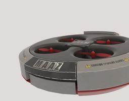 QUADCOPTER  3D Model