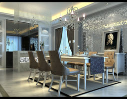 Interior Design interior-design 3D model