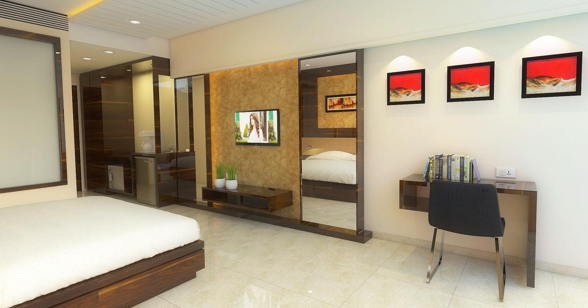 Bedroom Furniture 3d Models hotel bedroom 3d interior view | cgtrader