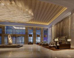 Stylish Interior Design luxury 3d