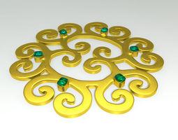 amulet 3d print model