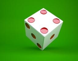 3d dice simulator probability