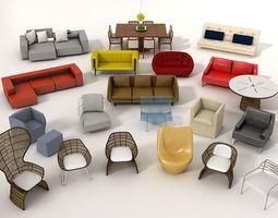 furniture model pack 1