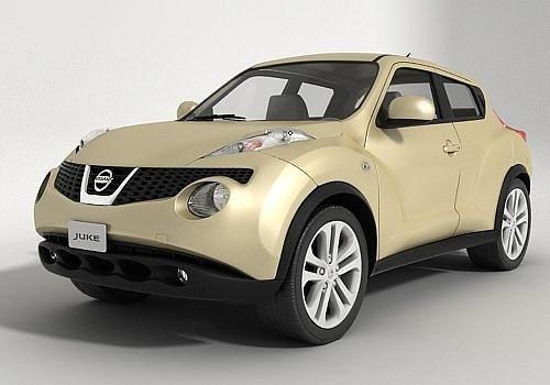 3D model nissan Nissan Juke | CGTrader