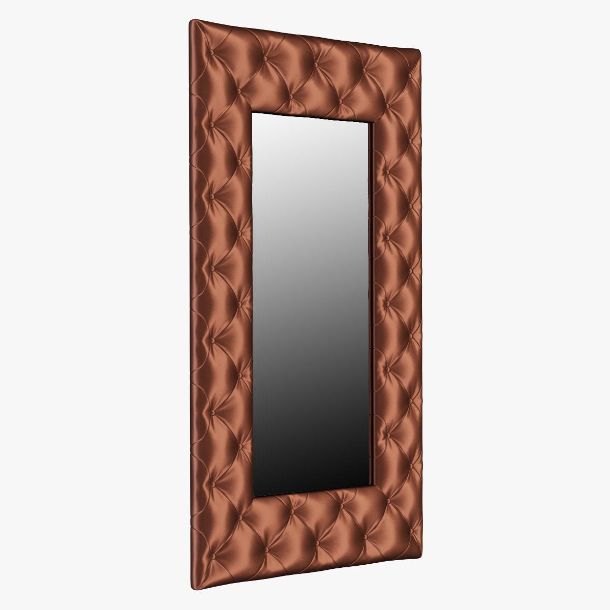 Mirror dreamland 3d model max obj fbx for Mirror 3d model