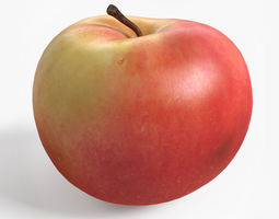 Apple photorealistic 3D