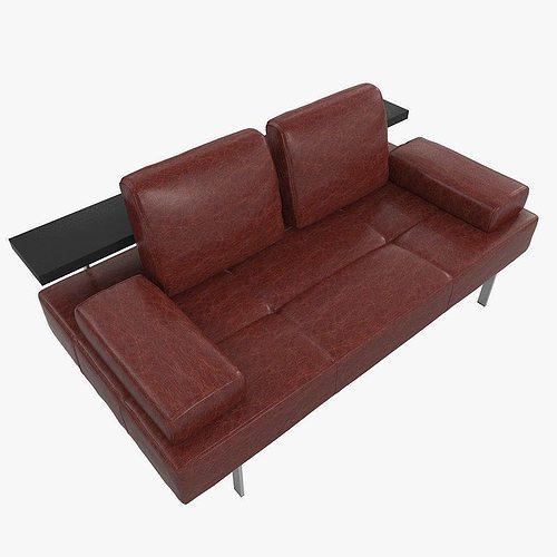 Rolf Dono 3d sofa rolf dono cgtrader