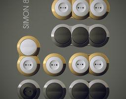 light switch simon 88  vol3 3d