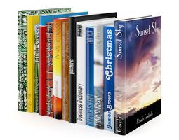books set 05 3d