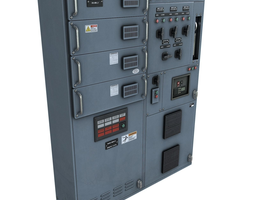 3D asset Switchgear