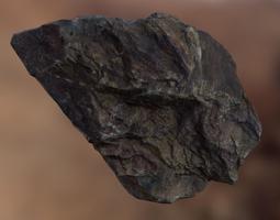 Rock 3D model realtime