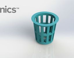 Planter - 3Dponics Snap and Grow Garden