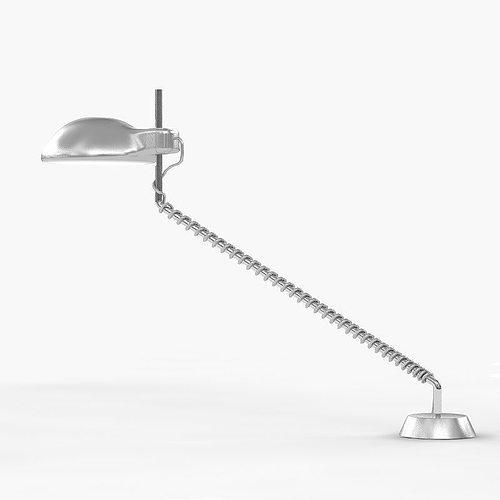 light flos luxmaster 3d model max 1