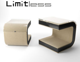 3D Limitless Night stand