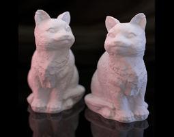 Adorable Kitties 3D printable model