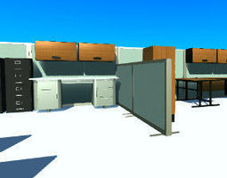 3d 3td office starter