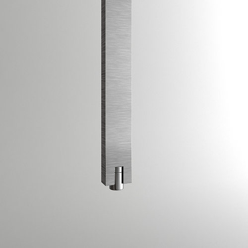 Gessi Rettangolo Ceiling Faucet 3D | CGTrader