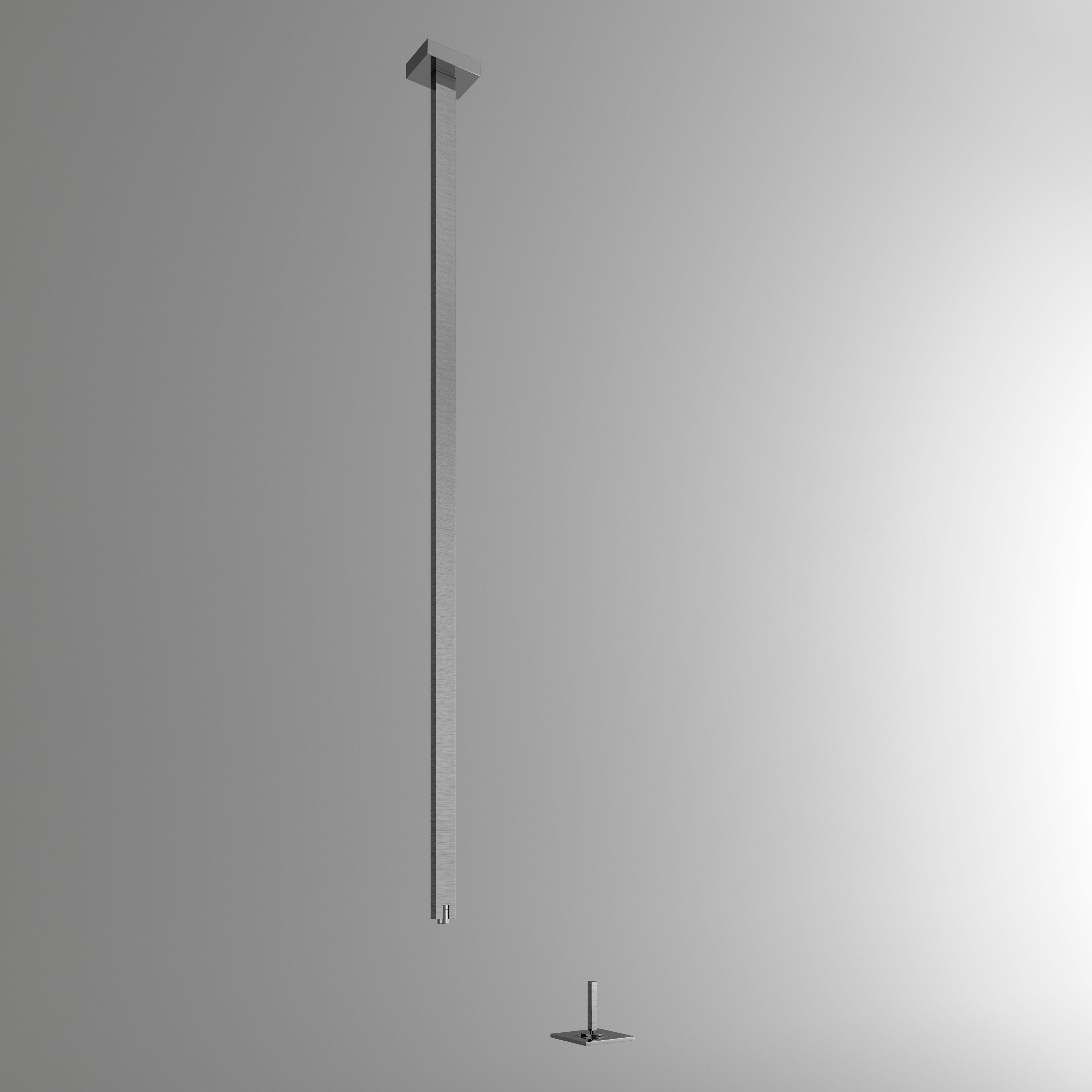 Gessi Rettangolo Ceiling Faucet 3D   CGTrader