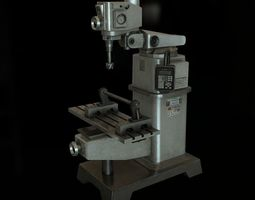 3D model EngineBore