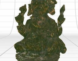 3D model GANESHA