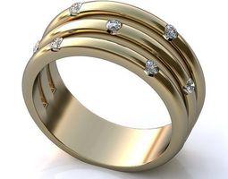 ring shell 3d printable model