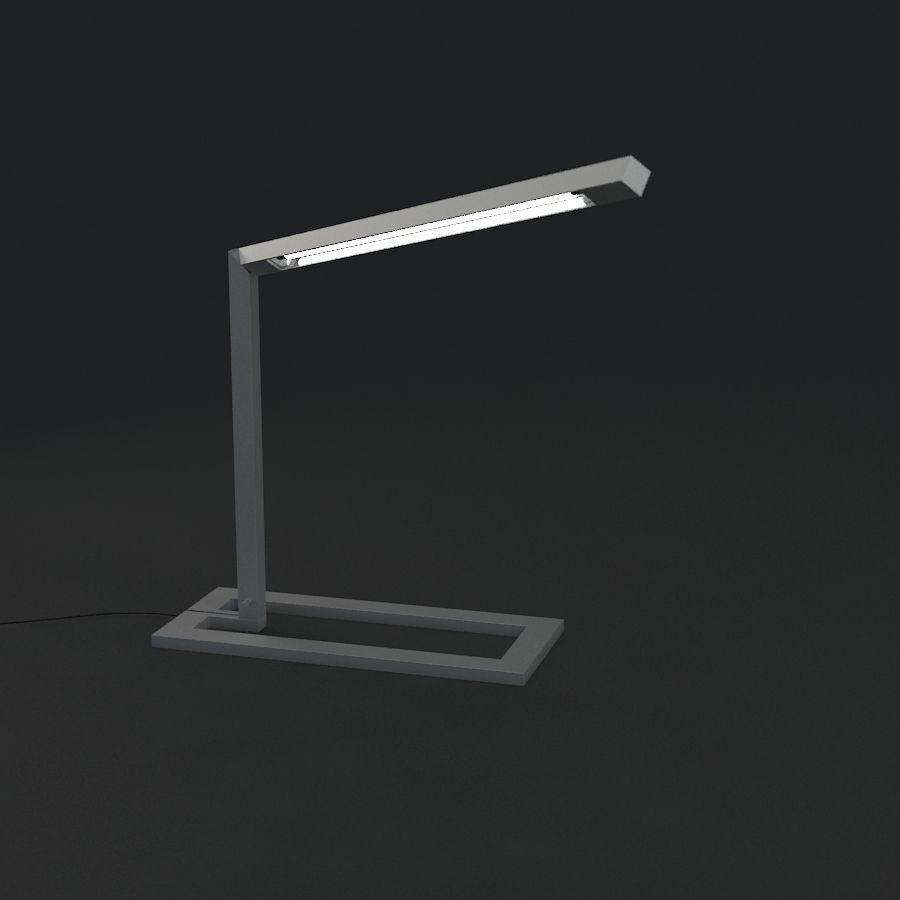 Floor lamp and reading light draad by bernard moise 3d for Reading lamp floor model