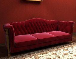 sofa 029 3d model