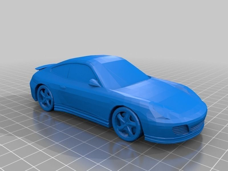 Porsche 911 Car For Welovecars Collection Free 3d