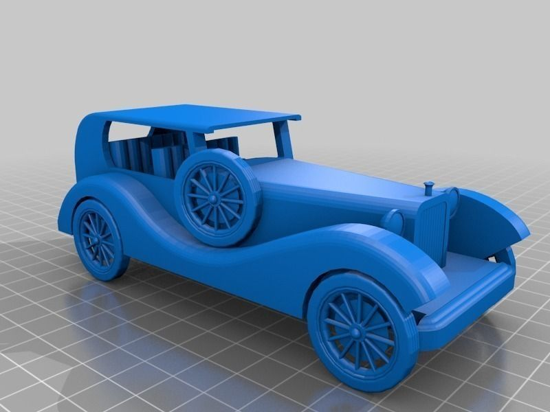 Antique Vintage Style Car for WeLoveCars Collection by whatakuai ...