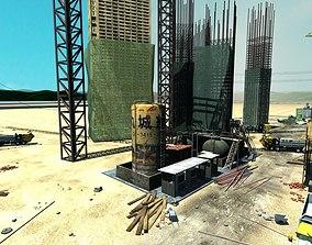 3D Construction Site