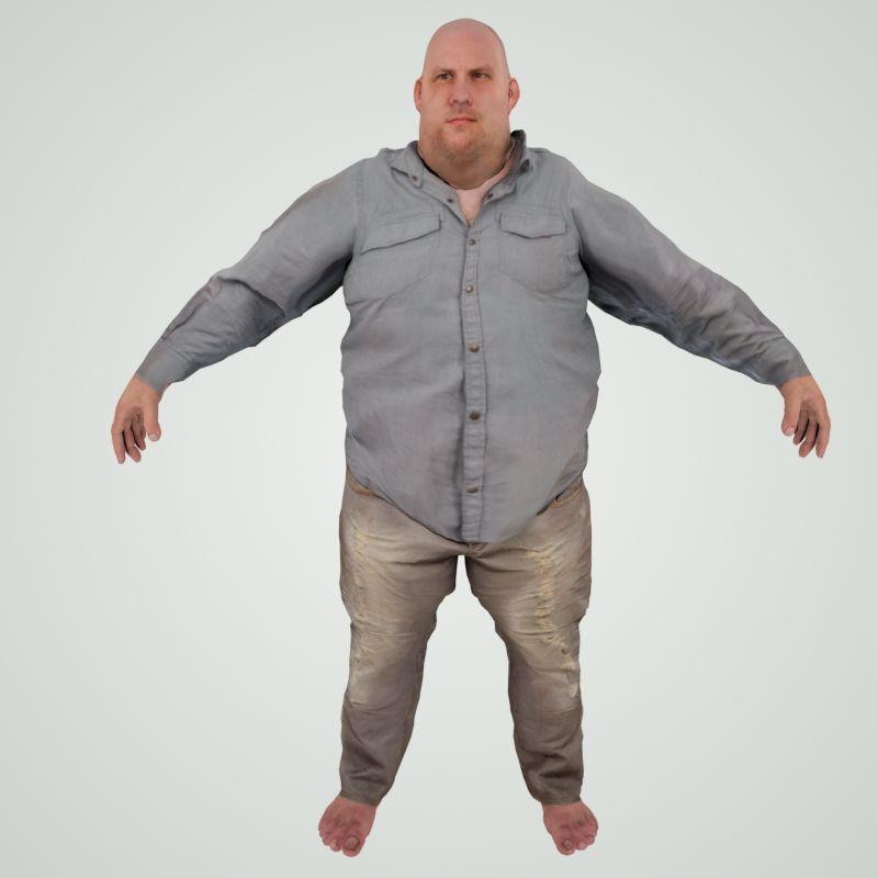 Large Guy