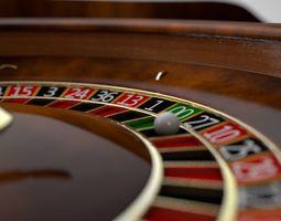 3D model Roulette