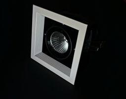 3D print model Downlight LED