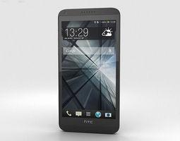 3D model HTC Desire 816 Black