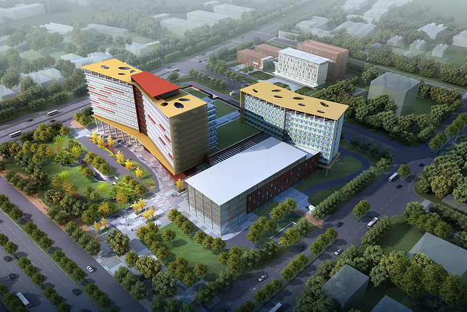 ce project hospital building Promedica breaks ground on hospital project blade staff published on april 14 tower construction is expected to.