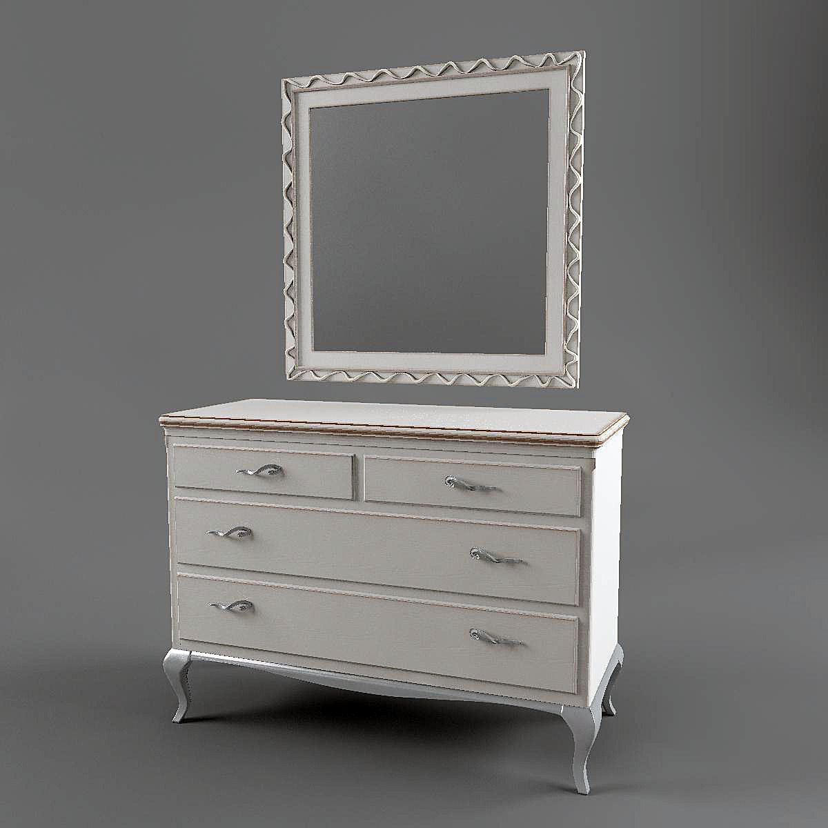 The chest of drawers Frari