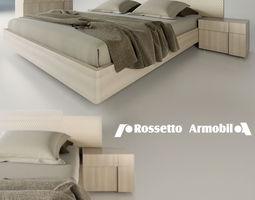 Arros Rosseto Domino 3D model
