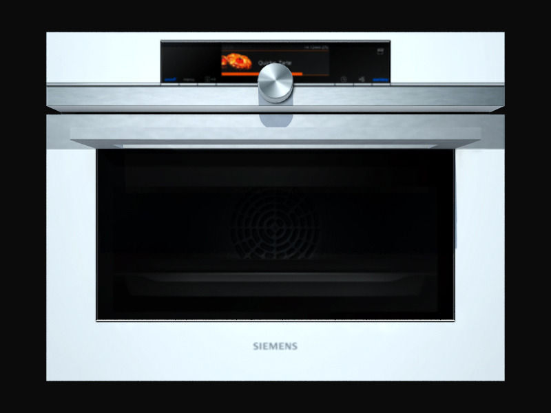 Piekarnik Siemens Iq700 3d Model Skp Cgtrader Com