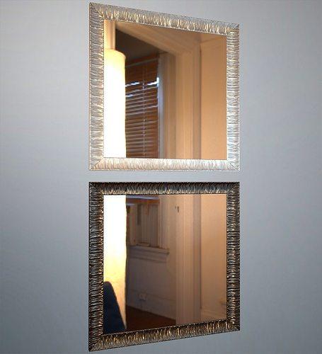 mirror retro kerasan 3d model stl 1