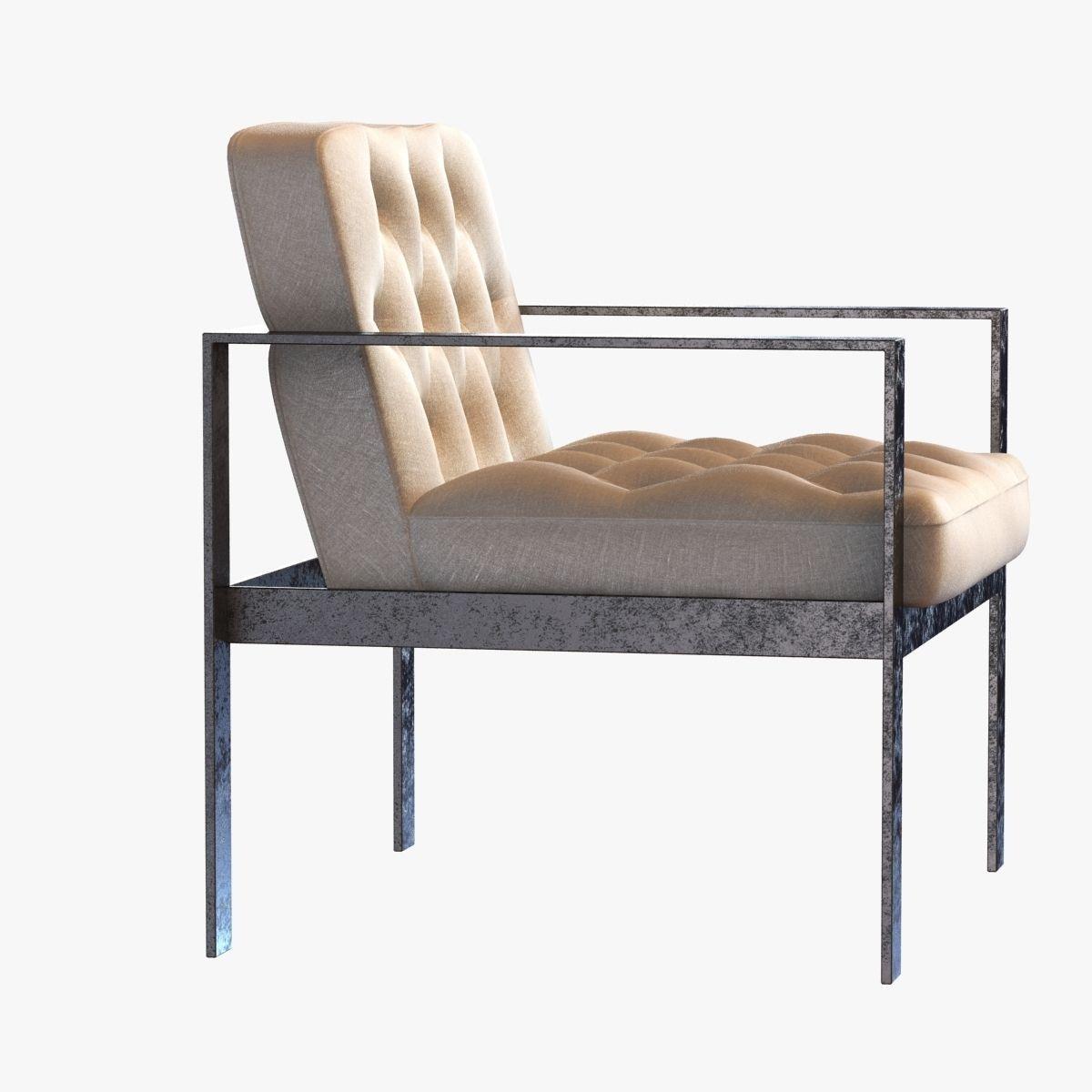Marx Chair Noir Furniture 3d Model Max Obj 3ds Fbx