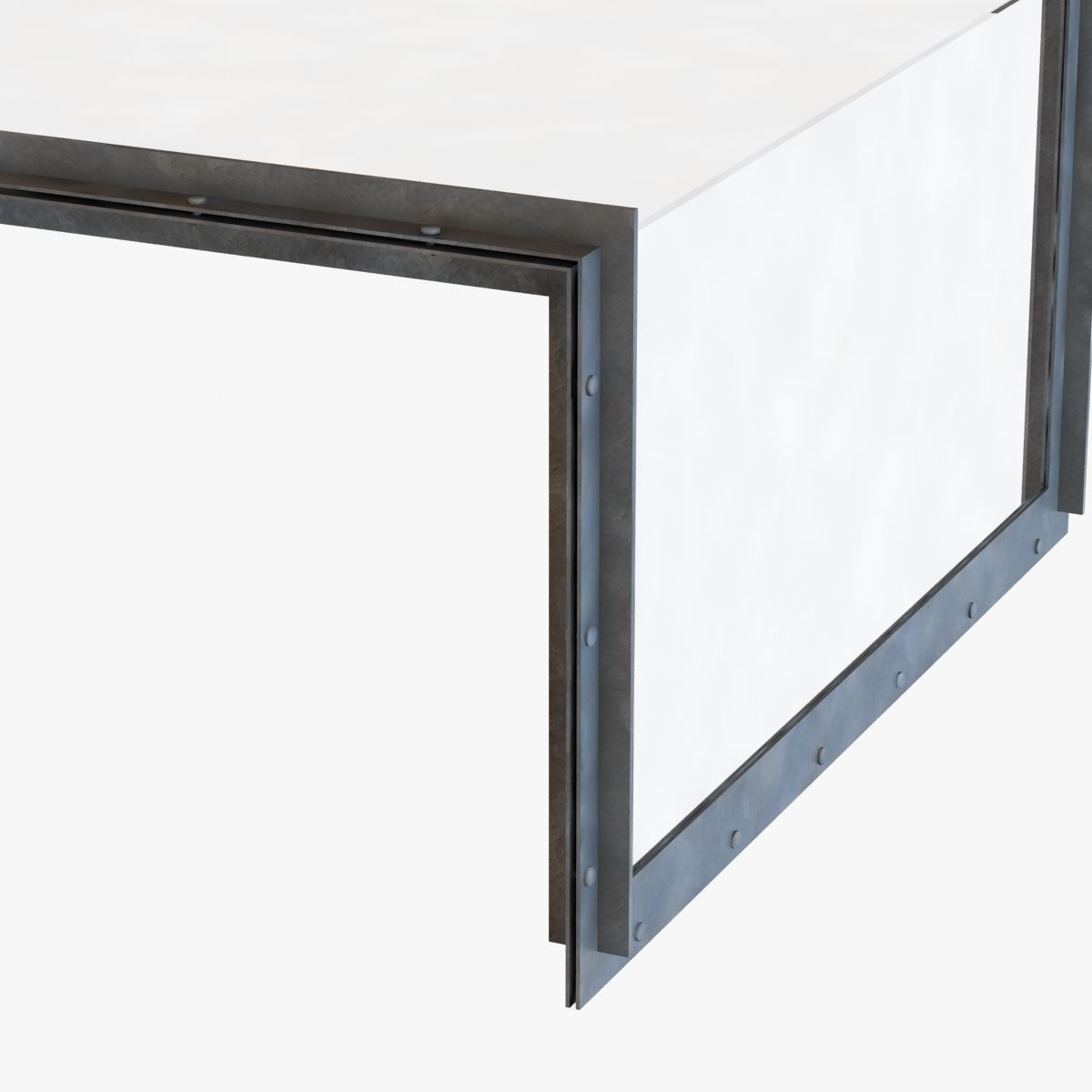Popular 193 list glass waterfall table for Waterfall design coffee table