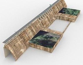 3D asset Somerset Dam