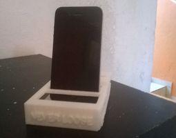 3D printable model Never Loose Gadget Holder