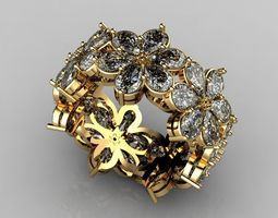 MFS 3D print model rings