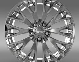 3D Mitsubishi Dignity rim