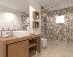 bathroom 3d