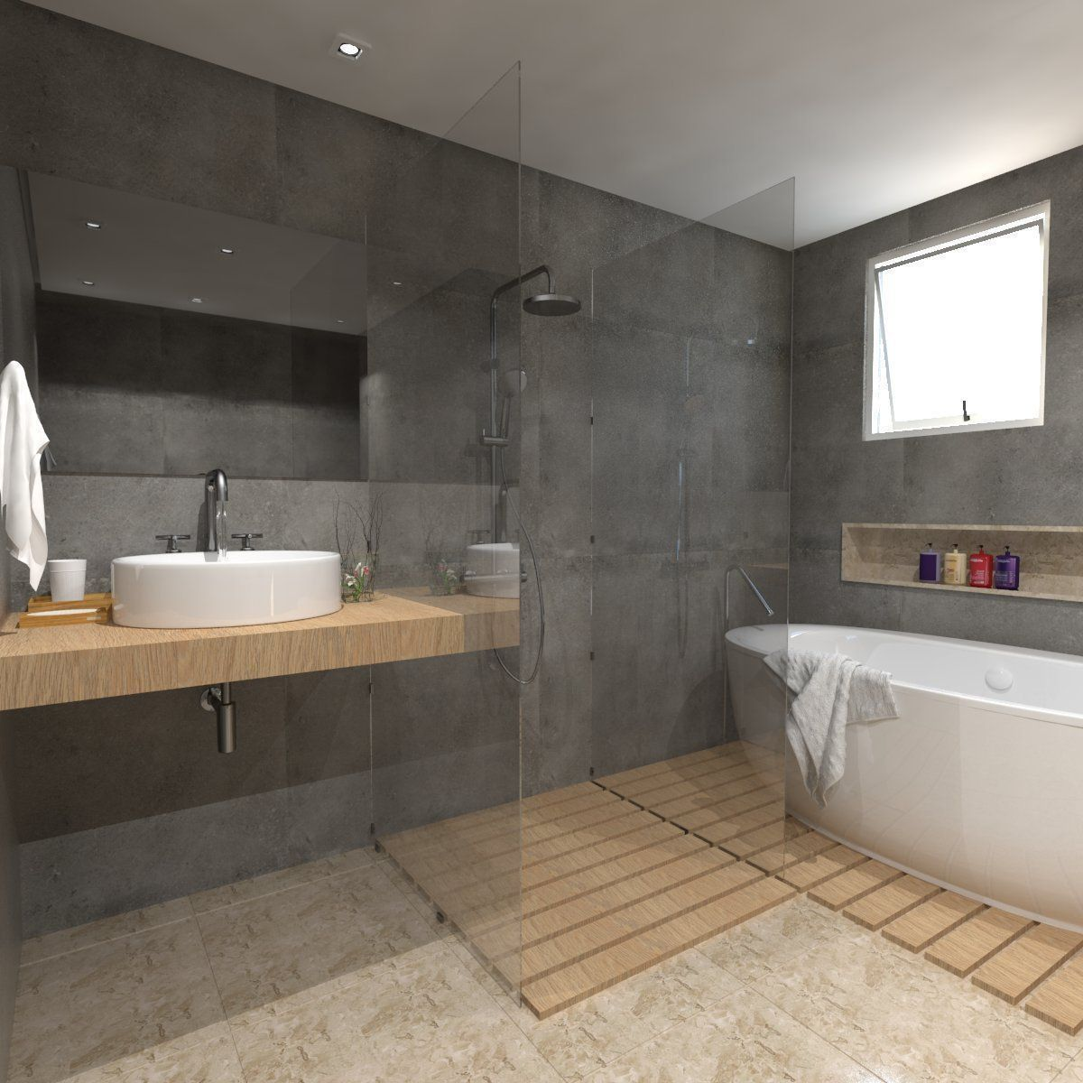 Bathroom 3d Model detailed bathroom 3d model skp