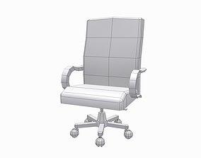 3D asset Desk chair